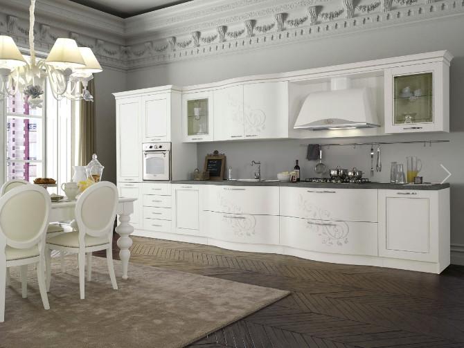 Esposizione cucine di design classiche e moderne pinerolo for In cucina arredamenti roletto