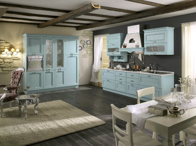 Esposizione cucine di design classiche e moderne Pinerolo Piossasco ...