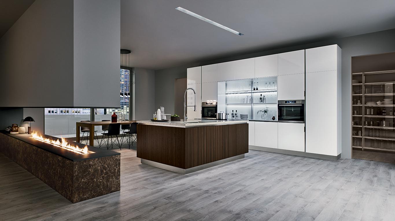 Veneta cucine cucine moderne e di design pinerolo - Isole per cucine prezzi ...