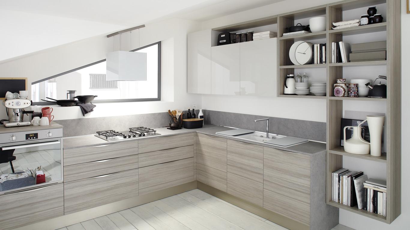 Veneta Cucine Moderne.Cucine Moderne